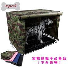 Pet Crate Cover for Wire Crate Dog Cat Kennel Cage Cover waterproof