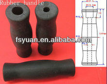 Rubber handle rubber foam handle / Natural silicone synthetic rubber products manufacturer factory company