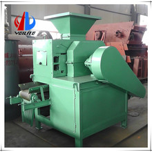 Low Price Capacity 6-8 TPH Sluge Sawdust Charcoal Briquette Making Machine of WLXM-400
