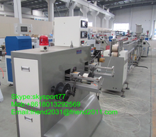 SJ-25 Single Screw Plastic Extruding Machine/Plastic Extruder