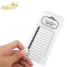Wholesale Private Label Eyelash Magic Box Magnetic Eyelash Extension Pads
