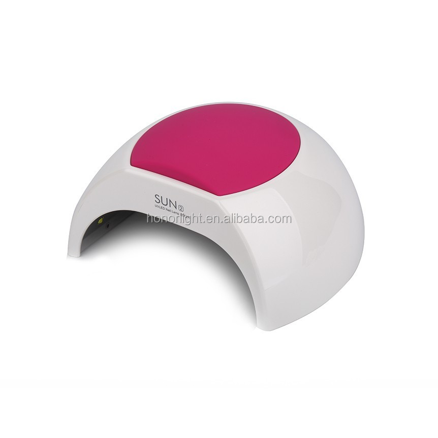 Competitive price 365nm 405nm sunshine nails fast drying uv led nail lamp