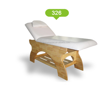 326 OAK wood hydraulic facial bed spa table tattoo salon chair