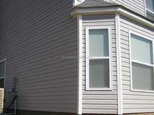 Colorful siding exterior wall,vinyl siding prices made in China