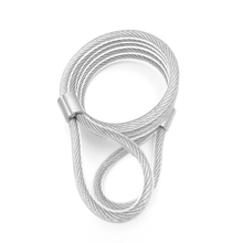 JQ8401-Q ring lock fencing wire for 4 wheel bike