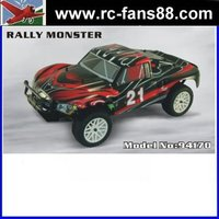 1/10th Scale Electric Powered Rally Monster EC-94170