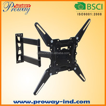 22 inch to 42 inch Swing Extension Arm lcd tv wall bracket