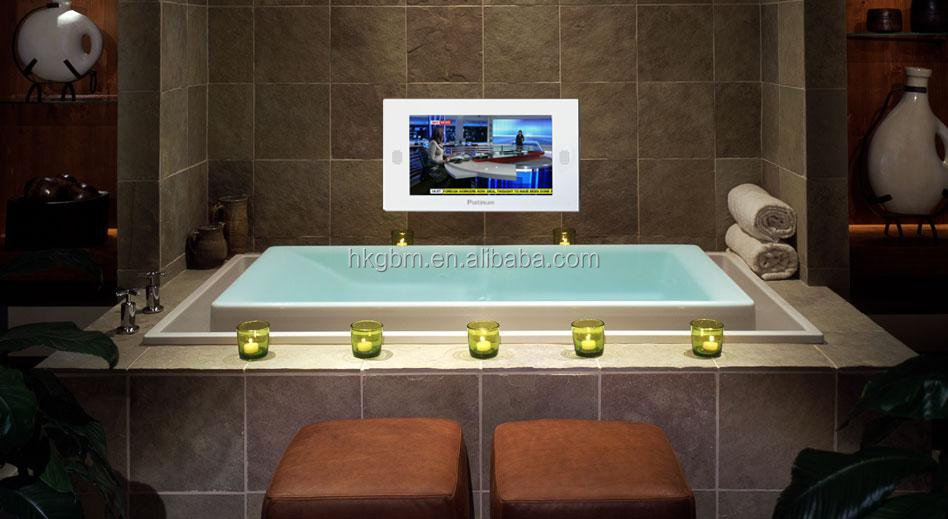wholesale LCD panel hotel TV waterproof TV flat screenwith high quality and cheap price