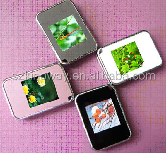 Promotional Price support OEM/ODM mini 1.5 inch Digital Photo Frame