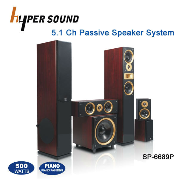 Best Quality italian handcrafted loudspeakers home theater speaker with active speaker