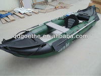 GTKA370 : 13' Inflatable PVC Kayak