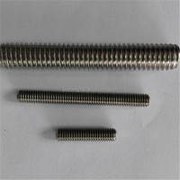 alibaba express high quality stainless steel threaded rod