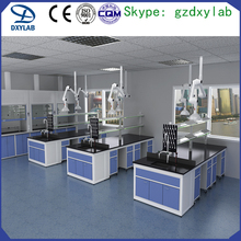 China direct factory suppy dental lab work bench laboratory island bench