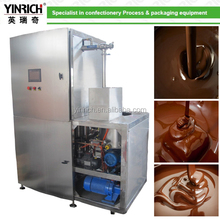 Fully automatic Chocolate Continuous Tempering Machine with PLC