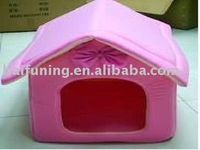 2012 fashion lovely pet house