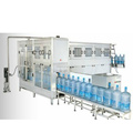 5gallon mineral water filling equipment/pet bottle 3 gallon packaging factory/5 gallon water filling factory