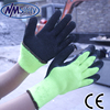 NMSAFETY worker safety glove / thermal glove/ hand protective glove