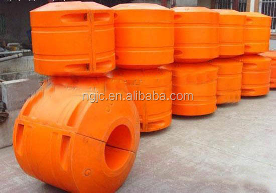 ROTATIONAL PLASTIC BUOY PONTOON FLOATING DOCK with OEM service