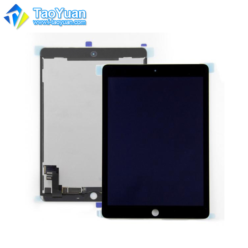 For iPad air 2 LCD 9.7, Spare parts for iPad Air lcd, best price touch screen for iPad air 2 lcd display