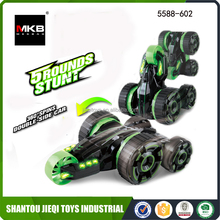 MKB 5588-602 5 Rounds Stunt Car 6in1 360 Rolling With light