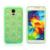 Slim Hard Coque Vintage Design Case Plastic Hard Shell Protective Cover for Samsung Galaxy S5 i9600
