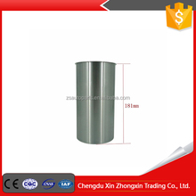 2015 New design low price auto cylinder liner brand new cylinder liner for ISUZU 4JB1