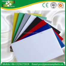 PVC Material Forex sheet / Kappa /PVC foam board in snow white color