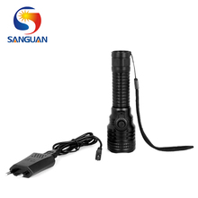 OEM accepted 800 lm high brightness waterproof flashlight led torch underwater flashlight for camping use