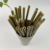 Natural customized logo drinking bamboo straw