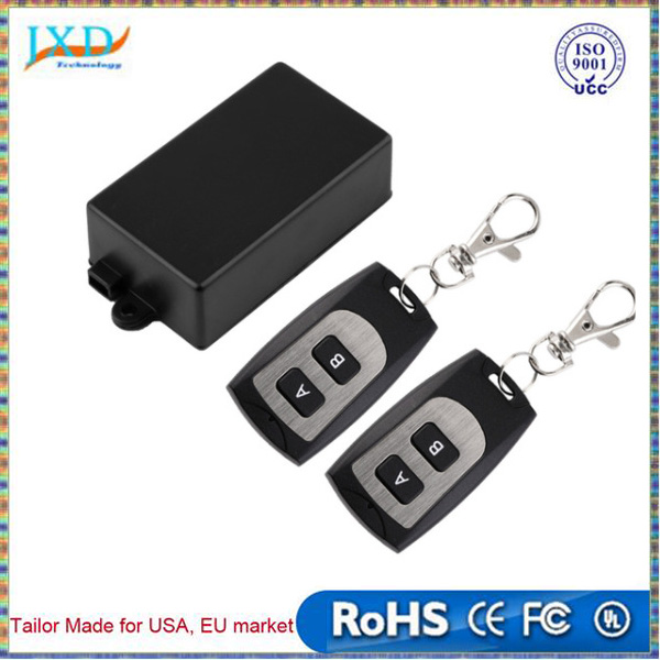 220V 10A 1 Single-channel Wireless Relay Remote Control Switch 315MHz Waterproof Remote Control Wholesale