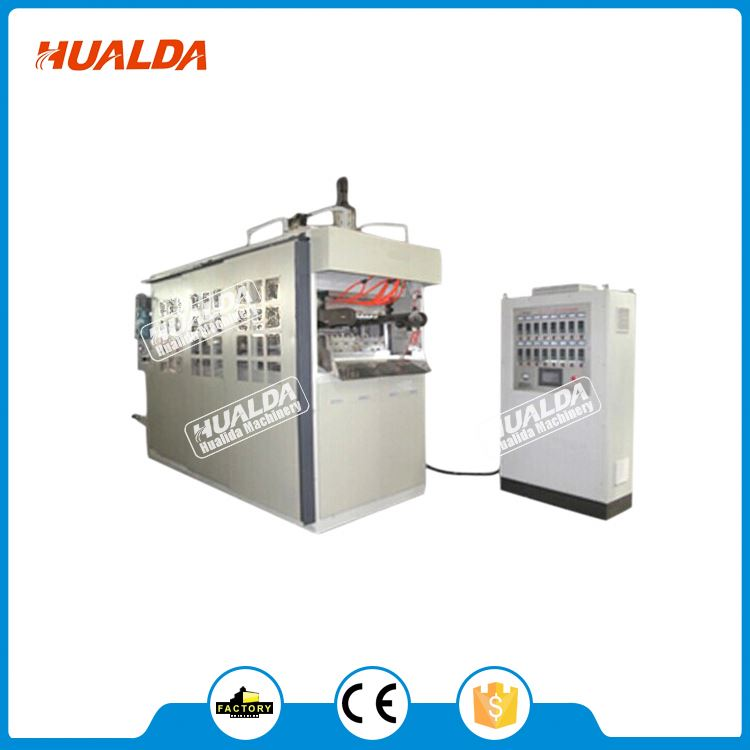 New model reasonable price plastic water drinking cup making machine