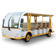 CE Certificated electric sightseeing mini bus with 23 seats DN-23