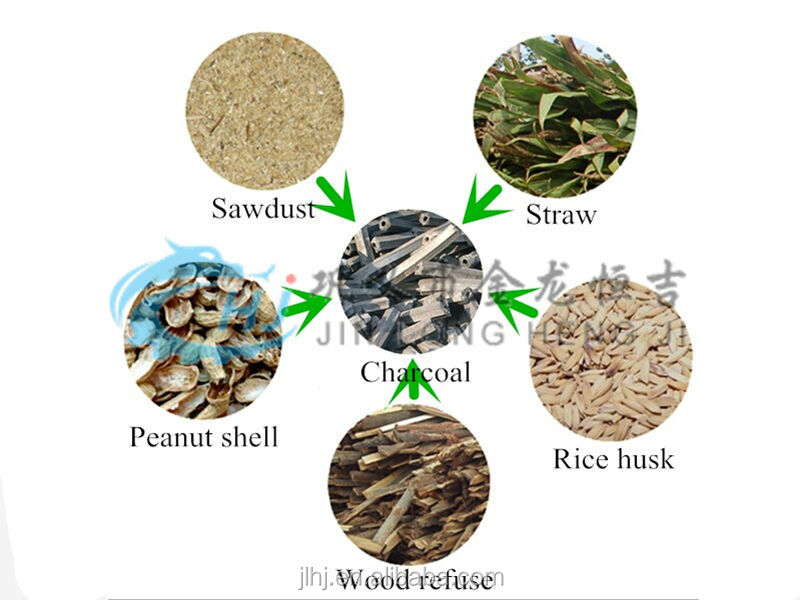 the utilization of sawdust and charcoal The samples of sawdust charcoal briquette used for the study were obtained from a briquette-producing company in the kumasi metropolis in ghana.