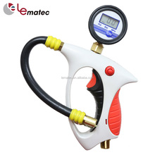 Pneumatic Tool Ergonomic Display Digital Tire Inflating Gun Car Tyre Portable Inflater