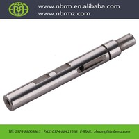 NBRM technical innovation custom made thread take-up crank rod hinge shaft precision cnc machining parts