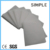 Disposable industrial cleanroom wiper cleanroom cleaning usage non-woven wipes