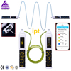 Lenwave Sports IPT bluetooth Patent technology steel wire skipping jumping rope
