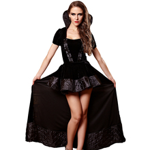 Halloween role playing stage show wicked queen spice costumes