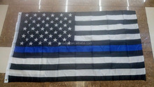 USA thin line 3x5ft flag - free shipping, fast shipping