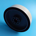 soft diamond resin wheel for lapidary polishing