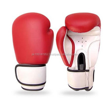 White Mini Boxing Gloves/Training Boxing Gloves (PU Leather) - Boxing Training Equipment