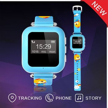 Manufacturer wholesale 2016 latest cheapest waterproof 3G mini MP3 gps sos watch