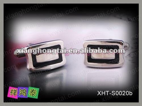 High quality top brand cufflinks for christmas gift