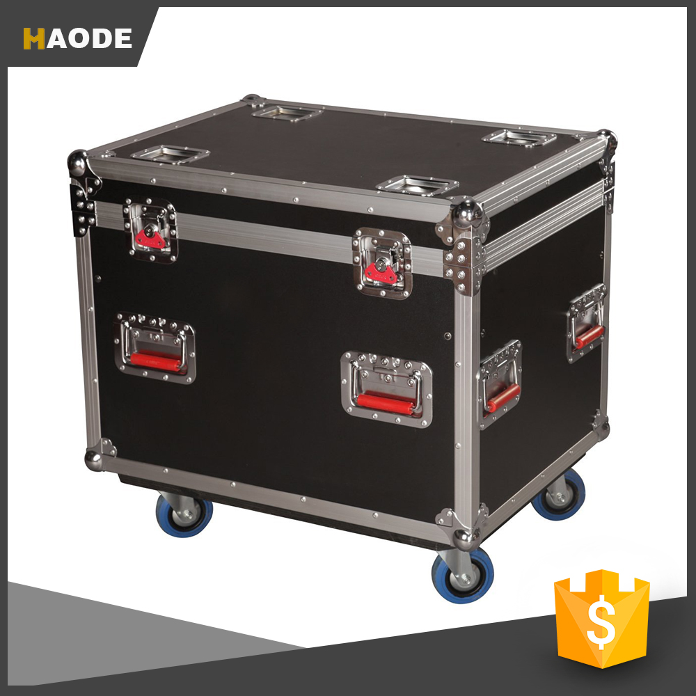 ATA Cable Flight Case with Casters