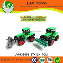 New friction cheap plastic toy cars Farm Tractors for sale