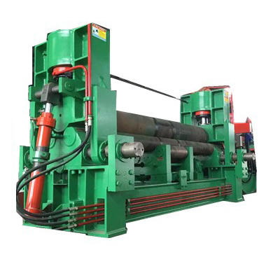 <strong>W11S</strong> 60*3000 3 <strong>Rollers</strong> Automatic Rebar Bending Machine Pipe Sheet Rolling Machine For Sheet Metal Rolling Bending Machine