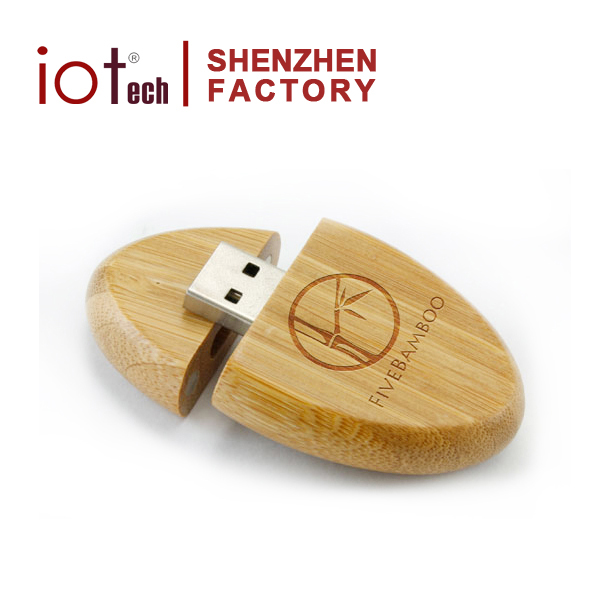 2015 Hot Sales Logo Brand Promotional Items China 128GB Wooden USB Flash Drive