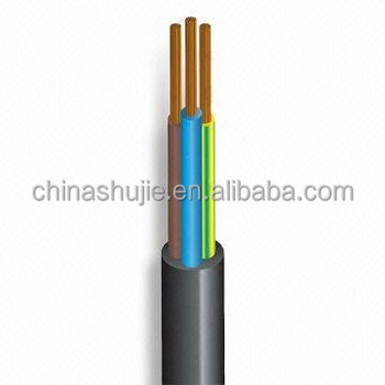 5 Cores H05RN-F/H07RN-F Stranded Insulated,Medium Voltage rubber equipment cable