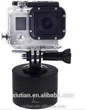 360 degree rotating tripod for gopro time lapse stabilizer Tripod adapter for gopro DSLR