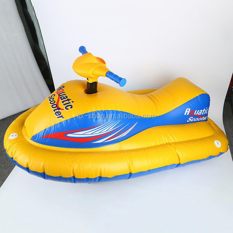 Popular Selling High Quality Toy Jet Ski For Kids, Mini Electric Air Motorboat For Children